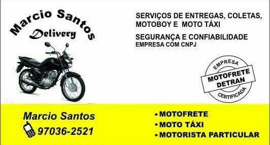 Marcio Santos - Delivery